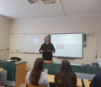 Interaktivní přednáška o lýkožroutu