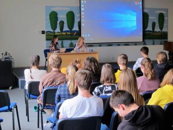 Beseda s filmovou dokumentaristkou Ljubou Václavovou