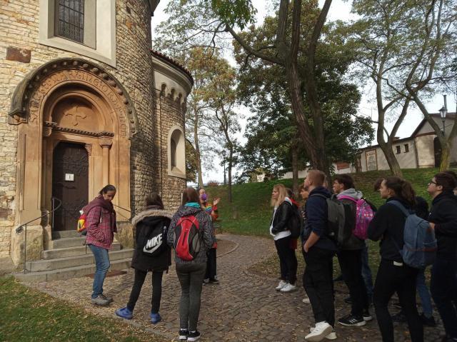 Rotunda sv. Martina a její historie